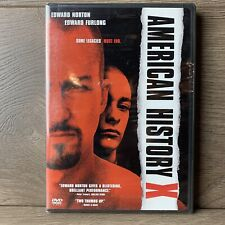 American History X (Dvd, 1999, Widescreen Special Edition)-Sealed