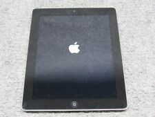 "Apple iPad A1395 2nd Generation Black 9.7"" 16GB Touchscreen iPad/Tablet *Tested*"