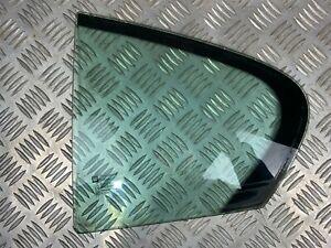 VAUXHALL INSIGNIA 09-11 HATCHBACK  REAR LEFT FLY WINDOW QUARTER GLASS