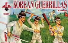 Red Box Models 1/72 KOREAN GUERRILLAS 16th & 17th Century Figure Set