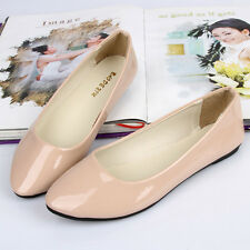 Womens Ballet Flats Shoes Plus Size 42 Casual Shoe Sapatos Loafers Zapatos Mujer