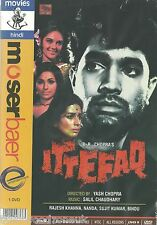 ITTEFAQ - RAJESH KHANNA - NEW ORIGINAl BOLLYWOOD DVD