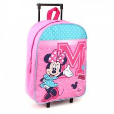 Kinderkoffer Disney Minnie Mouse Trolley 39 cm Neu