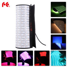 Falconeyes Flexible RGB LED Panel Light RX-718 100W 2700-9999K with Carry Case