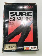 Spark Plug Wire Set BWD CH7414SP-3 SMP 7440 87-93 Chevrolet Geo Isuzu Pontiac l4