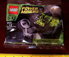 LEGO 8908 POWER MINERS YELLOW SULFURIX ROCK MONSTER LAUNCHER - BRAND NEW
