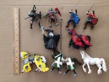Schleich Papo Figurines Nights Horses Sorcerer RETIRED
