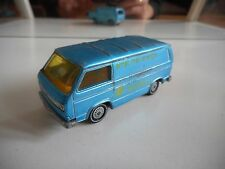 "Siku VW Volkswagen Transporter T3 ""Ërnst met Energie"" in Blue"