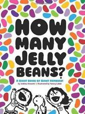 How Many Jelly Beans?: A Giant Book of Giant Numbers, Menotti, Andrea, Good Cond
