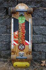 Vintage Sims Superlight Skateboard w/ Independent Trucks