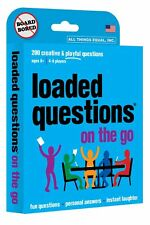 All Things Equal Loaded Questions on The Go Card Game New Free Shipping