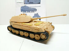 1.35 scale built ready to paint german vk4502 hintern
