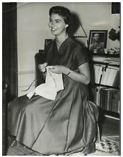 La Princesse Margaret d'Angleterre  Vintage silver print Tirage argentiqu