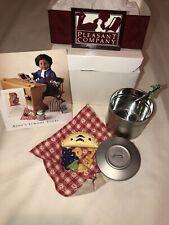 American Girl Pleasant Company Addy's School Lunch NIB First Edition