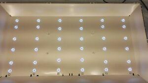 POLAROID 3-42-LED-14, VES420UNDL-2D-N03, BACKLIGHT SET OF 6, 4XA, 2X B-C.TESTED.