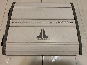 JL Audio e1400DM 1000 Watt High End Monoblock Marine Amplifier.  Tested!
