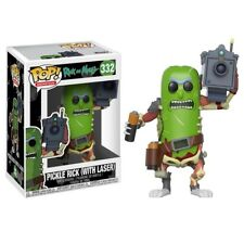 Funko Pop! Animation: Rick and Morty - Pickle Rick with Laser 332 - Figure 27862