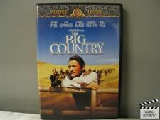 The Big Country (DVD, 2001, Western Legends)