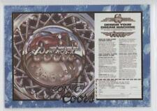 1995 Coors #52 Dream Machine Ad Non-Sports Card 0b5