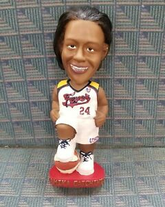 TAMIKA CATCHINGS WNBA INDIANA FEVER AUTOGRAPHED BOBBLEHEAD  New Hall of Famer