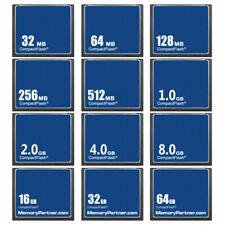 OEM CF 1GB 2GB 4GB 8GB 16GB 32 64GB 32/64/128/256/512MB CompactFlash Memory Card
