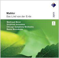 Waltraud Meier - Mahler: Das Lied von der Erde [CD]