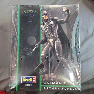 Vintage 1995 Revell Batman Forever 1:6 Scale Figure Model Kit New In The Box