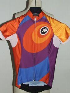 Bike Cycling Jersey Shirt Maillot Cyclism Sport ASSOS Lady Women's Size XS