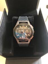 Bulova Men's Titanium Curv Chronograph Watch 98A162