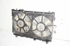 DODGE NEON SRT-4 SRT4 OEM DUAL RADIATOR AND CONDENSER FAN COOLING SYSTEM