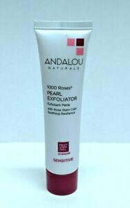 NEU Andalou 1000 Roses Pearl Exfoliator 24 ml