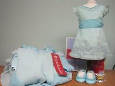 NEW American Girl Petals and Posies Girls Dress Sz 6 & Doll Outfit-Retired/NIB