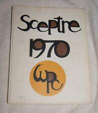 Sceptre 1970 Yearbook Windsor Park Collegiate St Boniface Winnipeg Manitoba