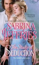 The Study of Seduction (The Sinful Suitors)-ExLibrary
