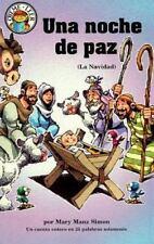 Una Noche de Paz: La Navidad  A Silent Night (Hear Me Read (Concordia))