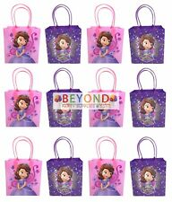 Sofia the First Goody Bags, Party Favor Goodie Bags Gift Bags Birthday Party