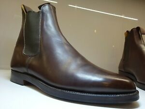TRICKERS TRICKER'S for AXEL BOHNE Goodyear Stiefel Leder England Gr.45(10,5 TOP