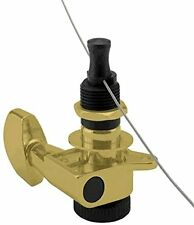 Planet Waves Auto-Trim Tuning Machines, 6 In-Line setup, Gold
