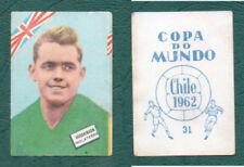 Rookie Football Trading Cards 1962-1963 Season