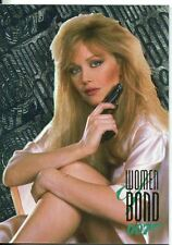 James Bond Connoisseurs Collection Volume 3 FX Tech Chase Card W23