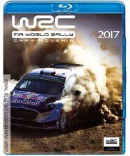 WRC 2017 FIA World Rally Championship - SÉBASTIEN OGIER Ford Fiesta WRC BLU-RAY