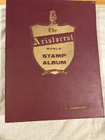 Aristocrat World Stamp Album with 4000+ Stamps