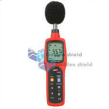 UNI-T UT352 Digital Sound Level Meter dB Decibel Meter Noise Monitor Tester