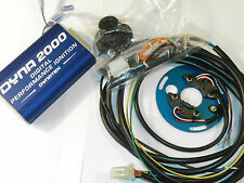Suzuki GSXR750 85 to 91 oil cooled Dyna 2000 ignition system.