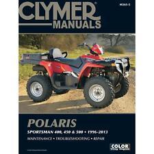 Polaris Sportsman 400, 450 & 500. Repair Manual 1996- 2013