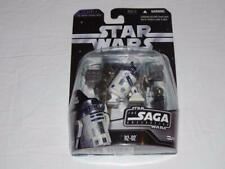 STAR WARS THE SAGA COLLECTION R-2 D2 HOLOGRAM ACTION FIGURE!