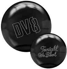 DV8 Polyester 9 LB Bowling Ball New Just Black With Free Bowling Bag!