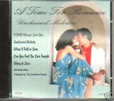 (961E) The Countdown Singers, A Time For Romance - CD