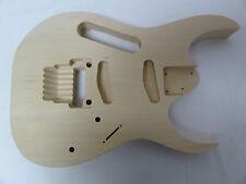 Unfinished RG Jem Guitar Body - Root Beer - SXS- Fits RG Necks