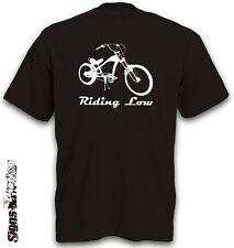 T-shirt beachcruiser lowrider BMX mountainbike bicicleta ciclistas Cruiser motocultor